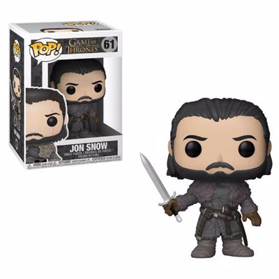 Pop! Game of Thrones - Jon Snow #61