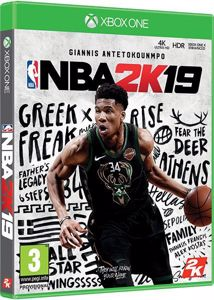 NBA 2K19 ( XBOX ONE )