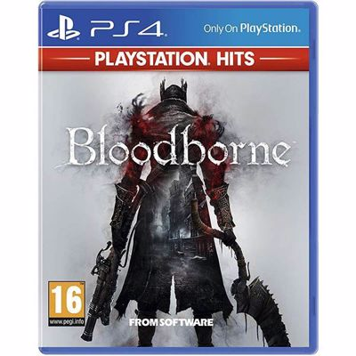 Bloodborne ( PS4 ) - PLAYSTATION HITS -
