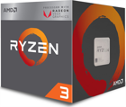 AMD Ryzen 3 2200G 3.5 GHz 4 cores 4 threads