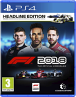Formula 1 2018 Headline Edition (PS4)