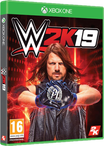 Picture of WWE 2K19 Standard Edition ( XB1 )