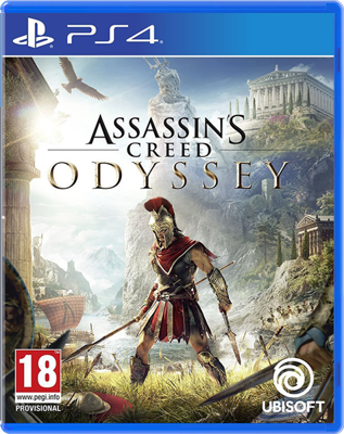 Assassin's Creed Odyssey ( PS4 )