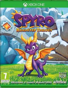 Spyro Reignited Trilogy ( XBOX ONE )
