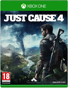 Just Cause 4 Day One Edition - Steelbook ( XBOX ONE )