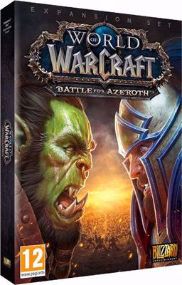 World of Warcraft : Battle for Azeroth ( PC )