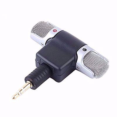 Microphones 3.5mm External Stereo