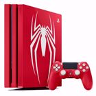 Playstation 4 Pro 1 TB console Limited Edition + Spider-Man