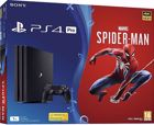 Playstation 4 PRO 1TB + Spider-Man