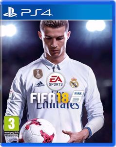 FIFA 18 ( PS4 )