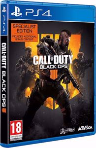 Call Of Duty Black Ops 4 - Specialist Edition - ( PS4 )