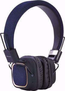Element Headphone bluetoothel HD-800BT-B Fabric blue