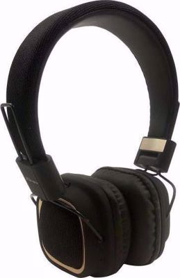 Element Headphone bluetoothel HD-800BT-B Fabric Grey