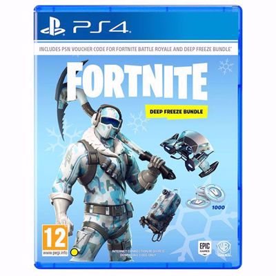 Fortnite Deep Freeze Bundle ( PS4 )
