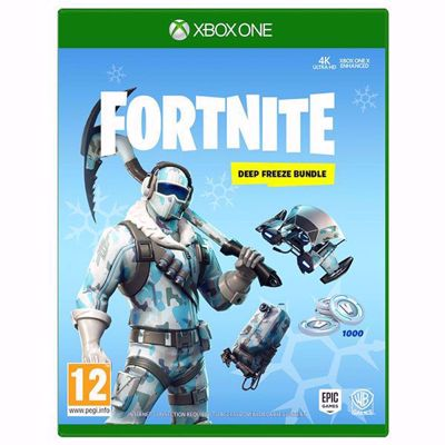 Fortnite Deep Freeze Bundle ( XB1 )