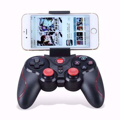 GEN Wireless Bluetooth Gamepad Handle Controller, Support iOS Android and Windows Systems