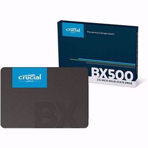 Crucial BX500 Solid state drive 480 GB internal