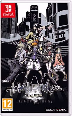 The World Ends with You: Final Remix ( NS )