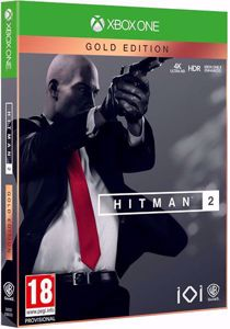 Hitman 2 Gold Edition ( XB1 )