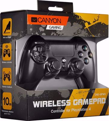 CANYON Wireless Gamepad controller for PS4