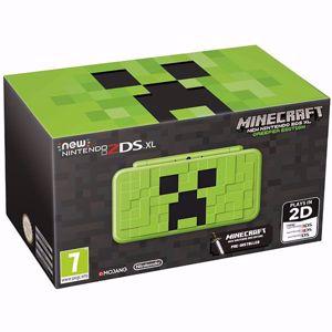 Nintendo 2DS XL Minecraft Creeper Limited Edition