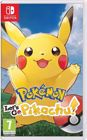 Pokemon Lets Go: Pikachu ( NS )