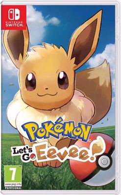 Pokemon Lets Go: Eevee ( NS )