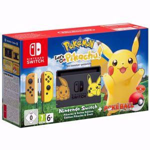 Nintendo Switch Pokemon Lets Go Pikachu