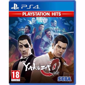 Yakuza 0 - PLAYSTATION HITS - ( PS4 )