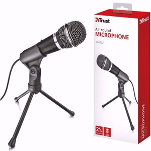 TRUST Starzz All-round Microphone for PC and laptop - (21671)