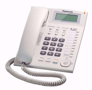Panasonic KX-TS880EX Τηλεφωνική Συσκευή Άσπρη