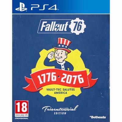 Bethesda Fallout 76 Tricentennial Edition ( PS4 )