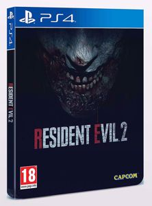 Resident Evil 2 Steelbook Edition ( PS4