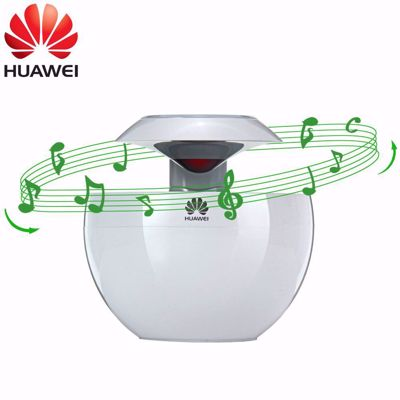 HUAWEI Swan Touchable 3D Sound Bluetooth Speaker with Microphone AM08 - White
