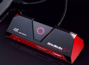 AVerMedia Live Gamer Portable 2 Plus (GC513), 4K, USB 2.0