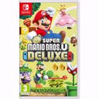 Super Mario Bros U Deluxe ( NS )