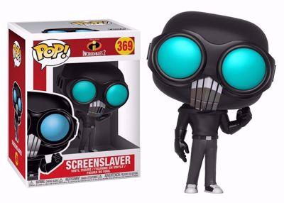 POP! Disney: Incredibles 2 - Screenslaver #369