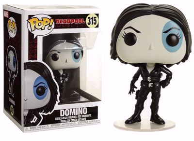 POP! Deadpool - Domino #315