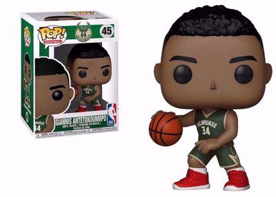 POP! NBA: Giannis Antetokounmpo #45