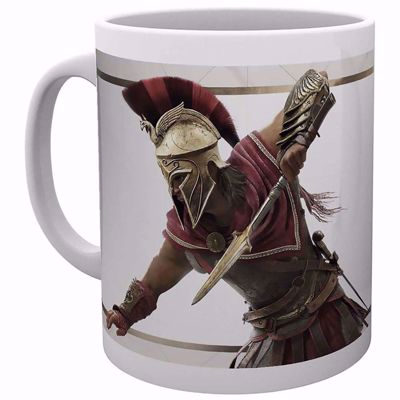 Assassin's Creed Odyssey Alexios Action MUG