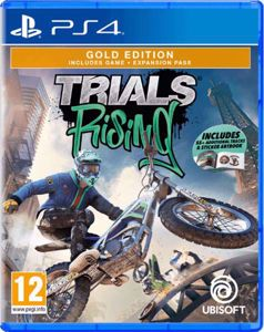 Trials Rising - GOLD EDITION - ( PS4 )