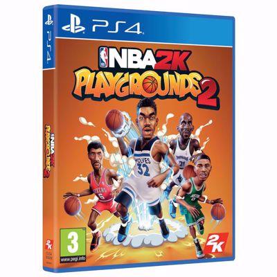 NBA 2k Playgrounds 2 ( PS4 )