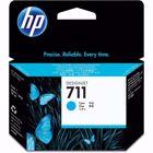 HP 711 Cyan - Δοχείο κυανής μελάνης HP 711 29 ml