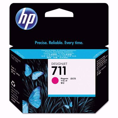 HP 711 Magenta - Δοχείο κόκκινης μελάνης HP 711 29 ml