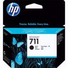 HP 711 Black - Δοχείο μαύρης μελάνης HP 711 38 ml