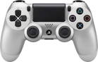 Sony Dualshock 4 Controller Silver v2