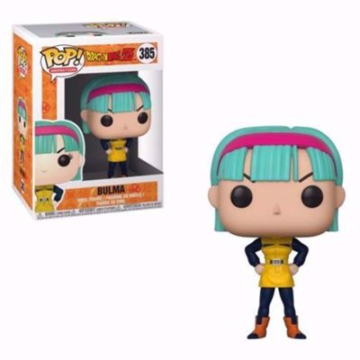 POP! Animation: Dragonball Z - Bulma #385
