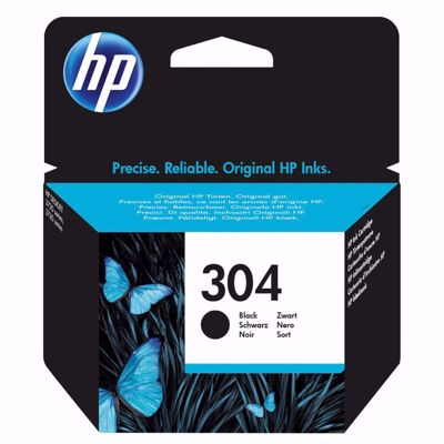 Μελάνι HP 304 Black