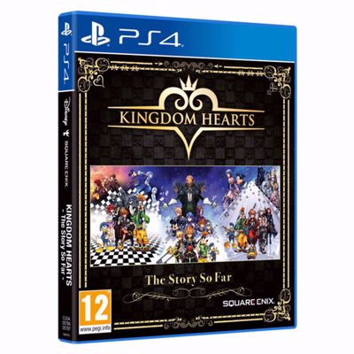 KINGDOM HEARTS The Story So Far ( PS4 )