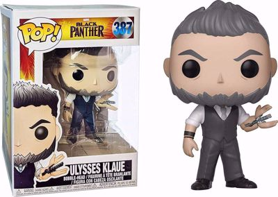 POP! Marvel: Black Panther - ULYSSES KLAUE #273